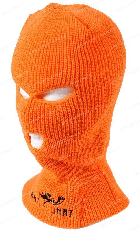 Балаклава - подшлемник Jahti Jakt белого или оранжевого цвета