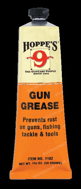Оружейная смазка Hoppe`s от ржавчины для консервации оружия 50 г