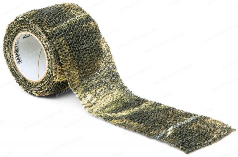Камуфляжная лента McNett Stretch цвет Realtree Xtra