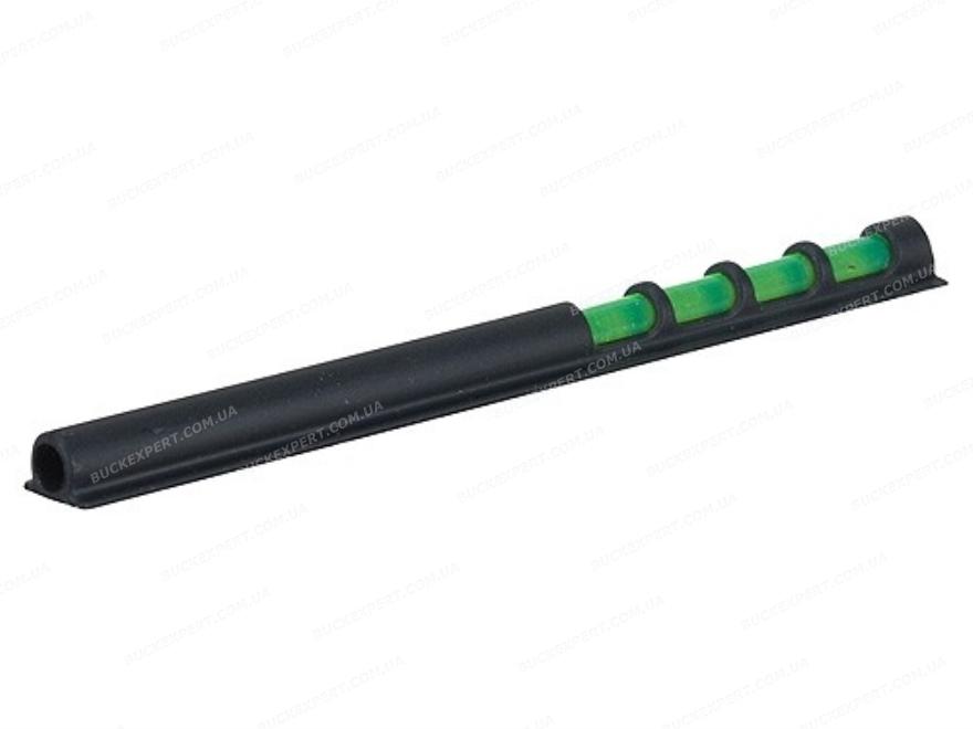 Мушка оптоволоконная EasyHit Hunting Bead 3.0 mm x 71 mm зеленая