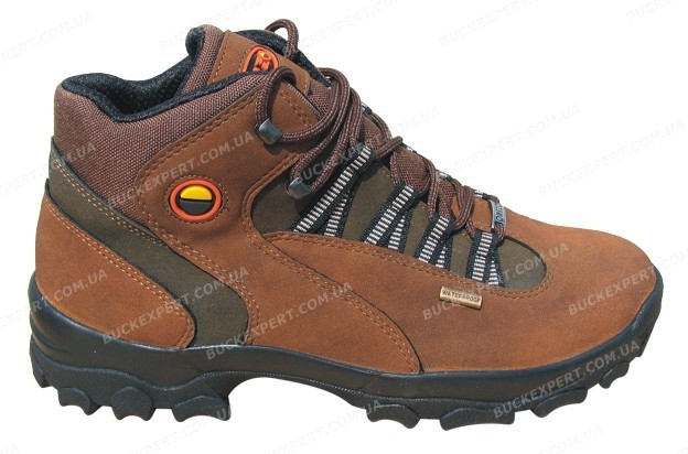Ботинки Orizo Allasio с мембраной демисезонные