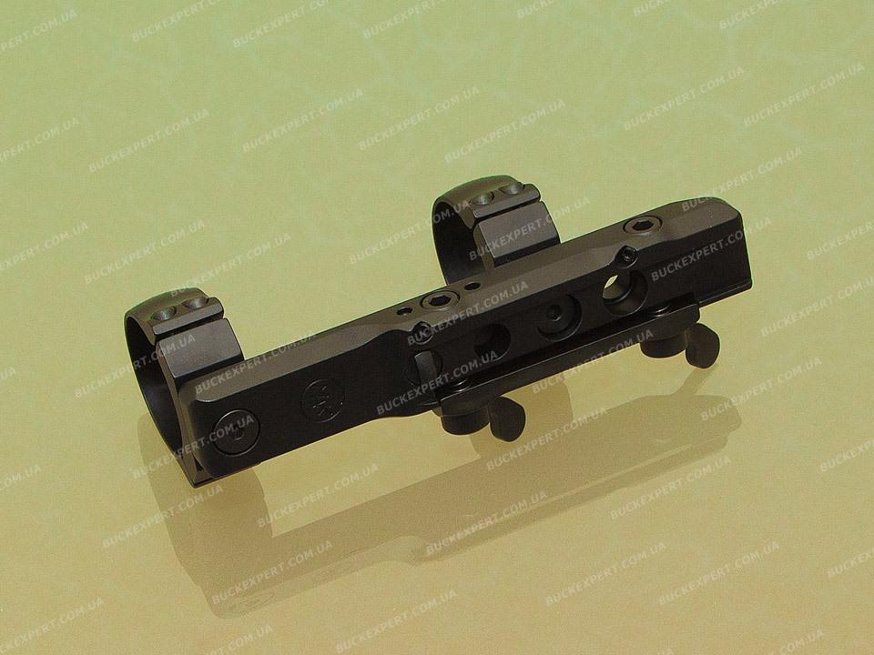 Кронштейн MAK с кольцами на призму 12 мм быстросъемный