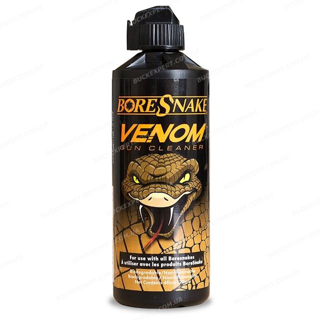 Чистящее средство для оружия Hoppe`s Boresnake Venom Gun Cleaner