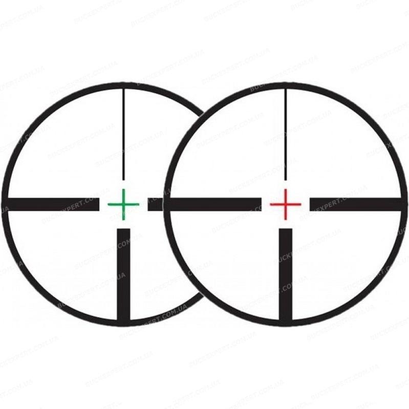 Оптический прицел Hakko Superb B1Z-IL 3-9x42 сетка R:6CHME подсветка красная и зеленая