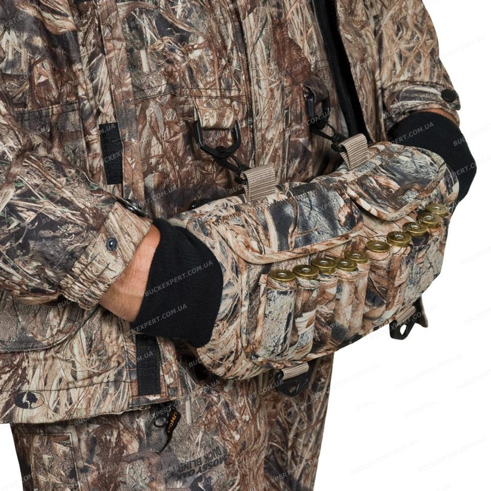 Патронташ Mossy Oak с неопреновой муфтой для рук