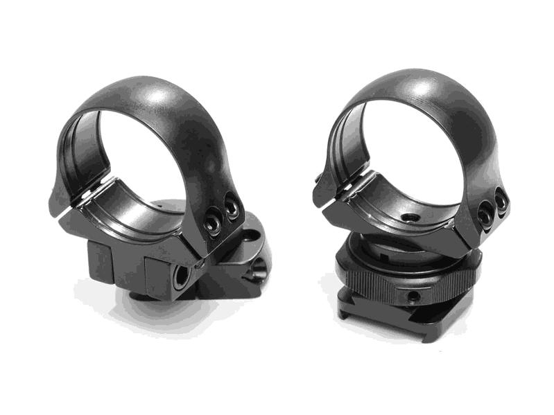 Кронштейн MAKlassic на Sako 75 / 85 с кольцами поворотный