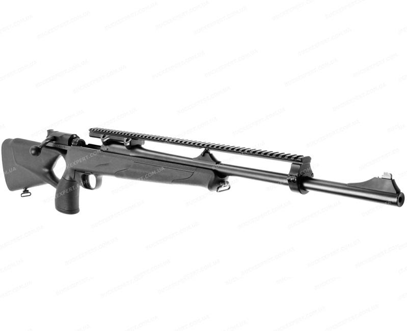 Планка Mak с Picatinny / Weaver для установки на единые основания МАК длина 500 мм