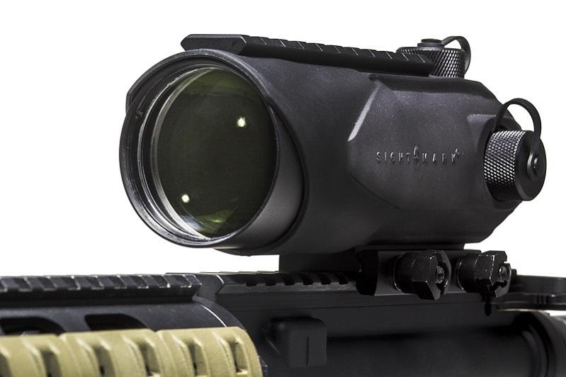 Прицел призматический Sightmark Wolfhound 6x44 HS-223 с сеткой баллистической под калибр .223
