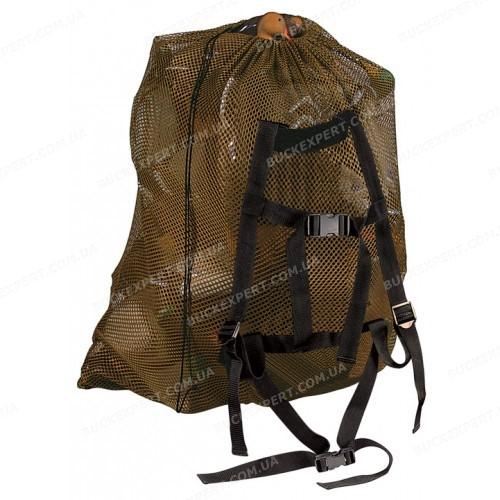 Сумка - рюкзак Allen из сетки для переноски чучел