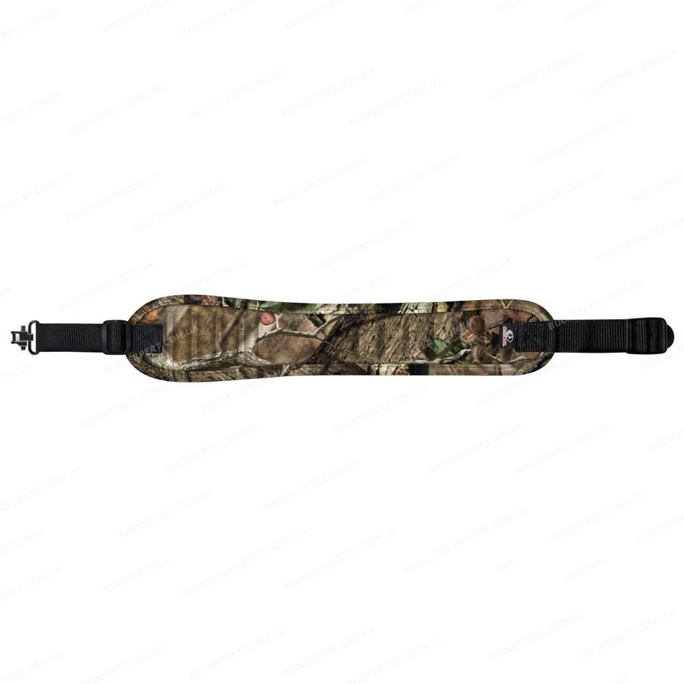 Ремень для ружья Mossy Oak Sardis с антабками