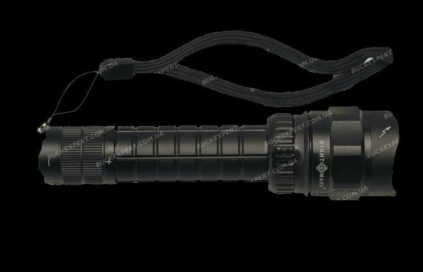 Фонарь Sightmark Triple Duty SS280 подствольный с кронштейном выносной кнопкой и 3 режимами работы