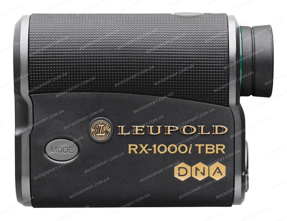 Лазерный дальномер Leupold RX-1000i TBR c DNA и баллистическим калькулятором