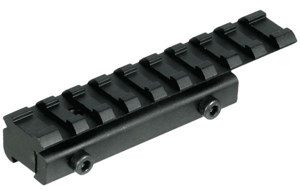 Адаптер - переходник Leapers для ИЖ-94 / МР-18 / МР-512 / ТОЗ 8 / CZ 411 / 452 / 453 / 455 / 457 с призмы 11 мм на Weaver