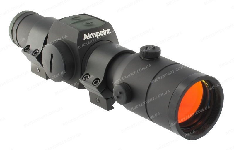 Коллиматорный прицел Aimpoint H30L Hunter с точкой 2 МОА без кронштейна
