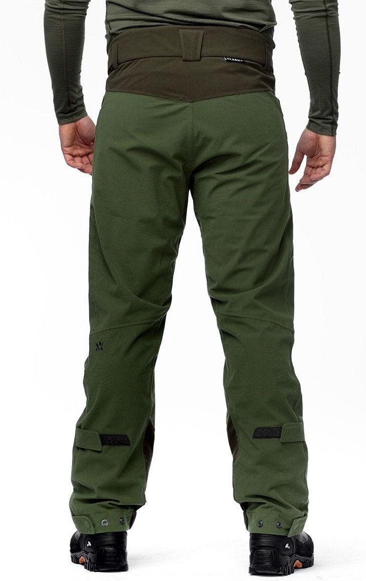 Костюм Alaska Apex Green с мембраной APS 15000 / 10000 мужской всесезонный