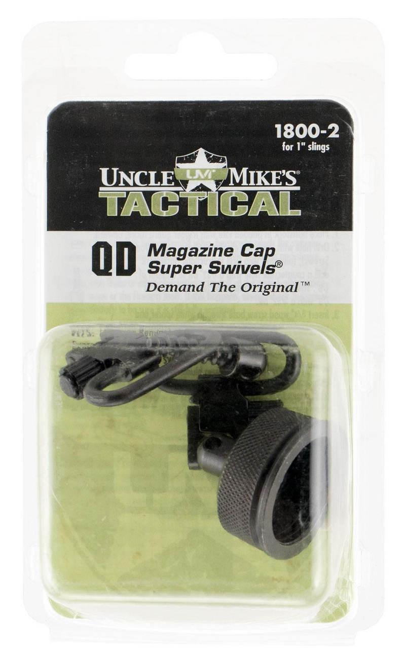 Антабки Uncle Mike`s для Remington 870 с креплением на магазин