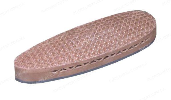 Тыльник Barrena industries для приклада с рисунком толщина 16 мм коричневый