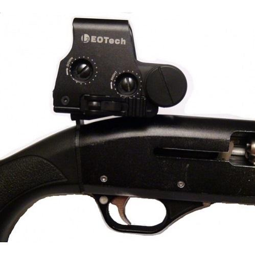 Кронштейн Дельта - Тек на МР-153 / МР-133 / МР-154  с планкой Weaver