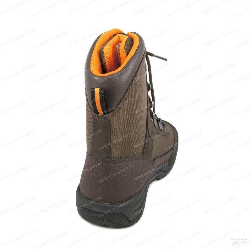 Ботинки Alaska Elk Chaser Brown из кордуры с мембраной