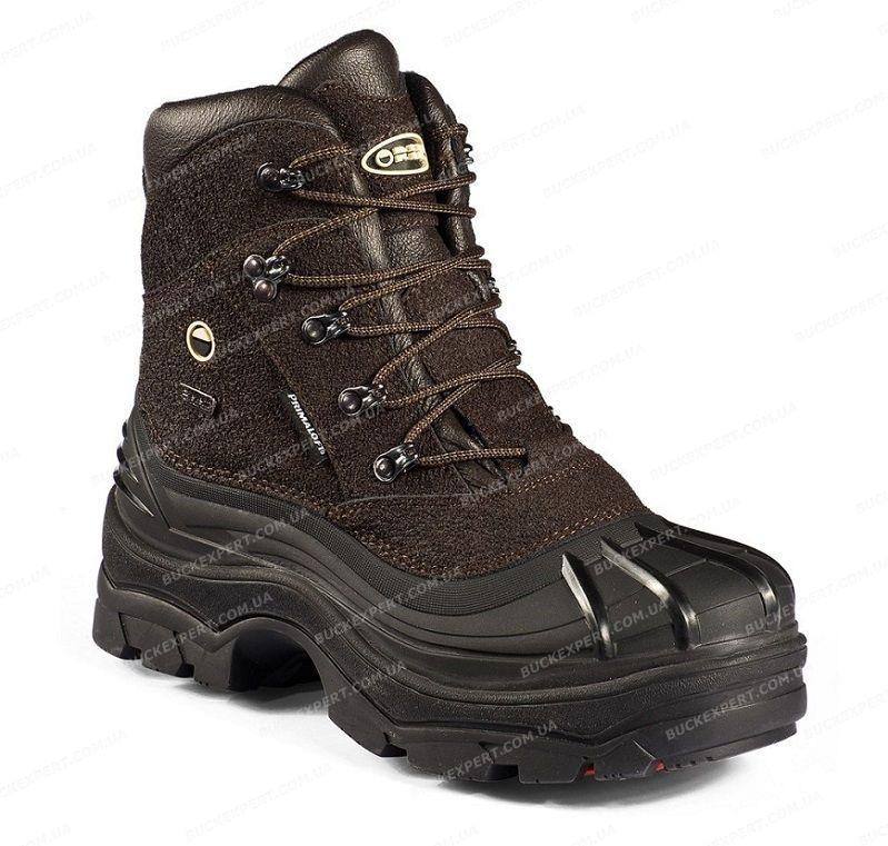 Ботинки Orizo Bors мембранные с теплоизоляцией и утеплителем  со съемной противоскользящей системой