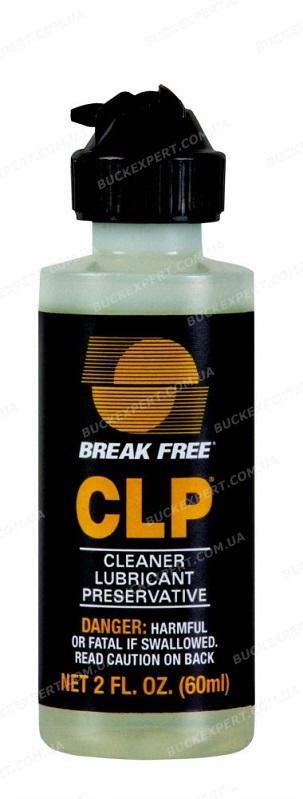 Очиститель / смазка / консервант Break Free CLP-20 для оружия в масленке с дозатором 60 мл