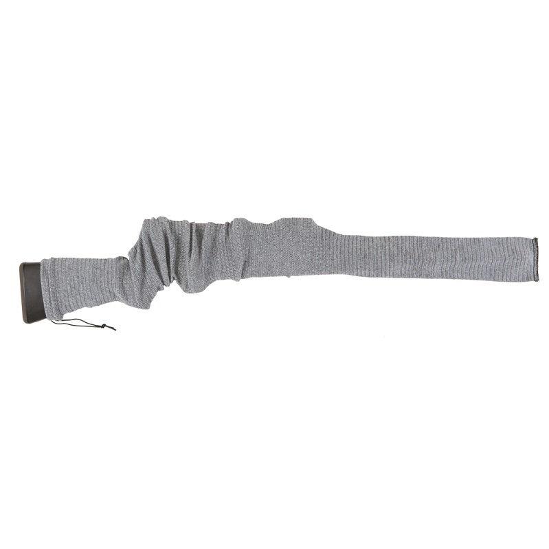 Чехол Allen чулком для оружия с оптическим прицелом или без него длиной 127 см серый защитный