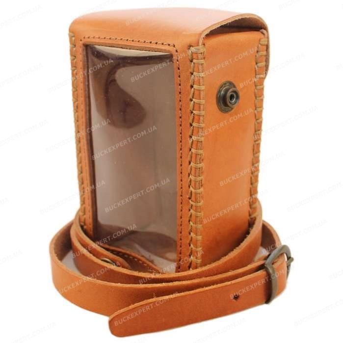 Чехол Plurifon к моделям серии РДП-2 кожаный