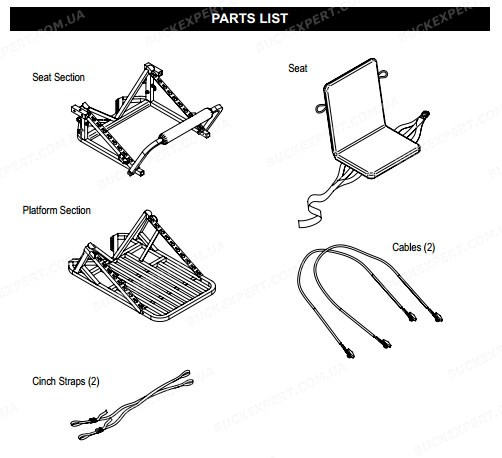 Как сделать лабаз своими руками чертежи