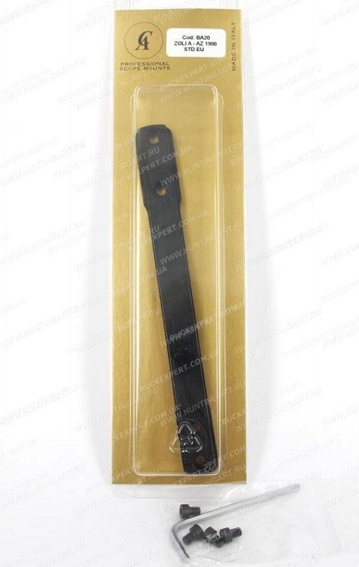 Основание Contessa Alessandro ласточкин хвост на Zoli Antonio mod 1900