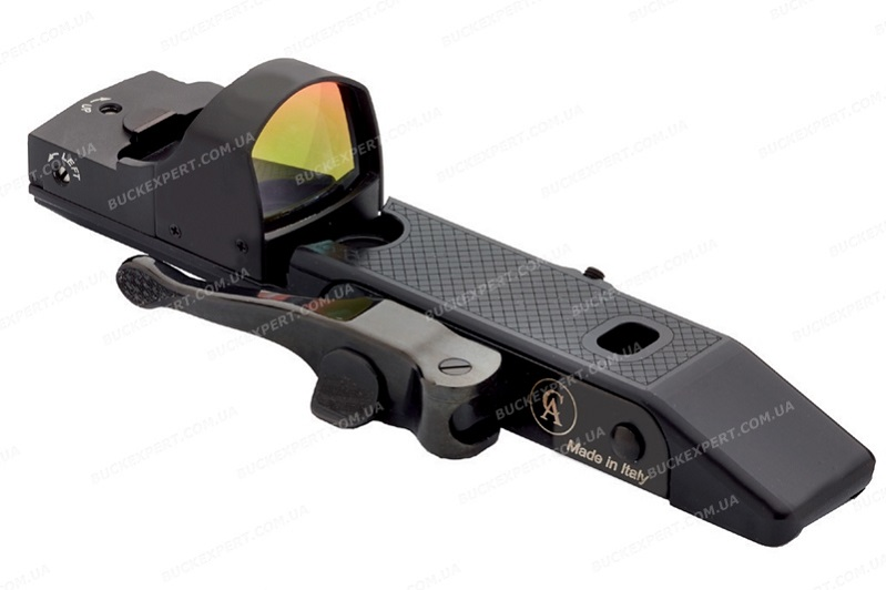 Кронштейн Contessa на Blaser для коллиматоров Docter / Burris / Meosight / Zeiss / Trijicon ультранизкий