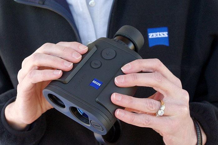 Дальномер Carl Zeiss Victory PRF 8x26 до 1300 метров с баллистическим калькулятором лазерный