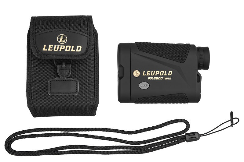 Дальномер Leupold RX-2800 TBR/W лазерный с функцией внесения баллистических поправок
