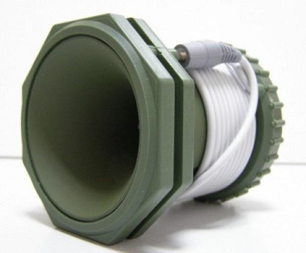 Динамик Егерь ВЗМ-2 в рупорном корпусе пассивный