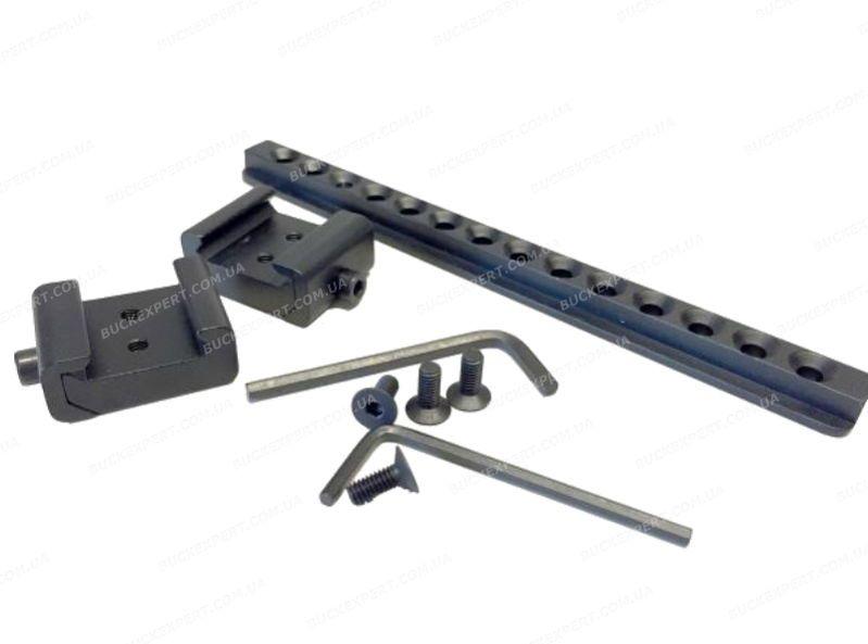 Кронштейн EasyHit для установки коллиматора на планку Weaver