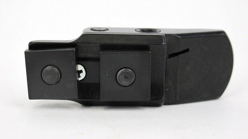 Передняя нога EAW Apel с шиной Schmidt&Bender для установки на переднее основание