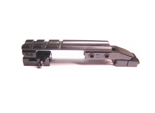 Кронштейн EAW Apel на Browning A-Bolt с Weaver поворотный с базами для установки