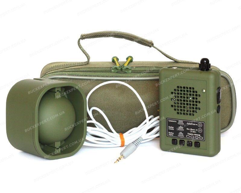 Электронный манок Егерь-55 с активным динамиком Егерь