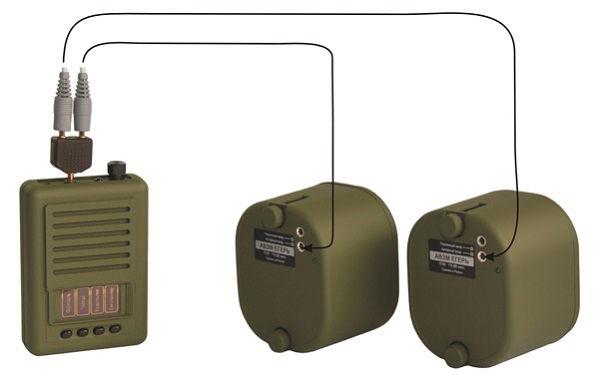 Электронный манок Егерь - 56D с двумя активными  динамиками Егерь