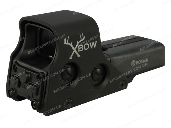 Коллиматорный прицел EOTech 512.XBOW (Crossbow) для арбалета