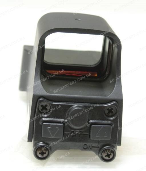 Коллиматорный прицел EOTech XPS2-RF на ласточкин хвост (призма 11 - 12 мм)