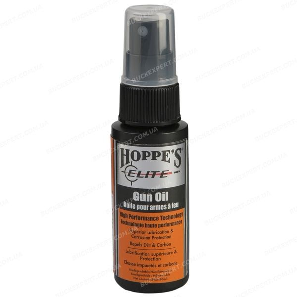 Оружейное масло Hoppe`s Elite спрей