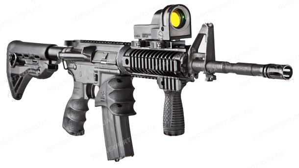 Пистолетная рукоятка Fab Defense для M16 / M4 / AR-15
