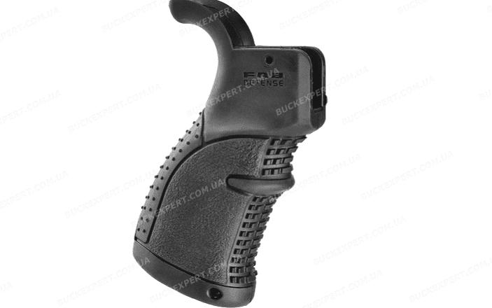 Прорезиненная пистолетная рукоятка Fab Defense для M16 / M4 / AR-15