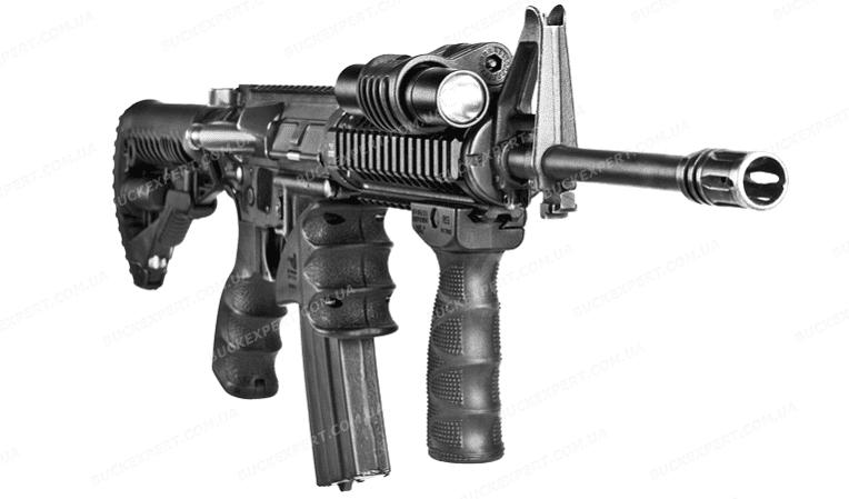 Регулируемый адаптер Fab Defense для тактического фонаря