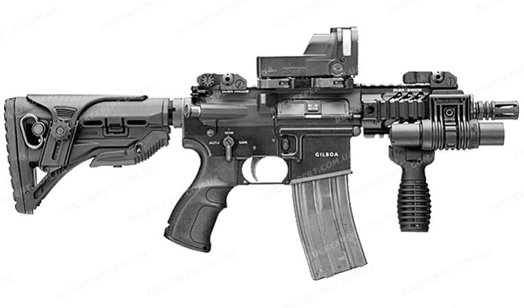 Адаптер Fab Defense для тактического фонаря боковой