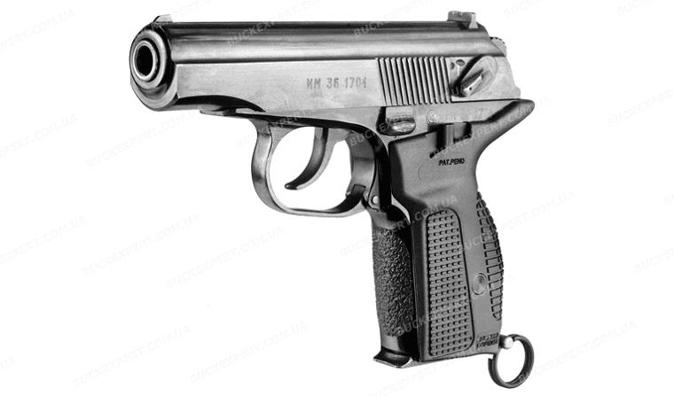 Пистолетная рукоятка Fab Defense для ПМ с извлечением магазина левша