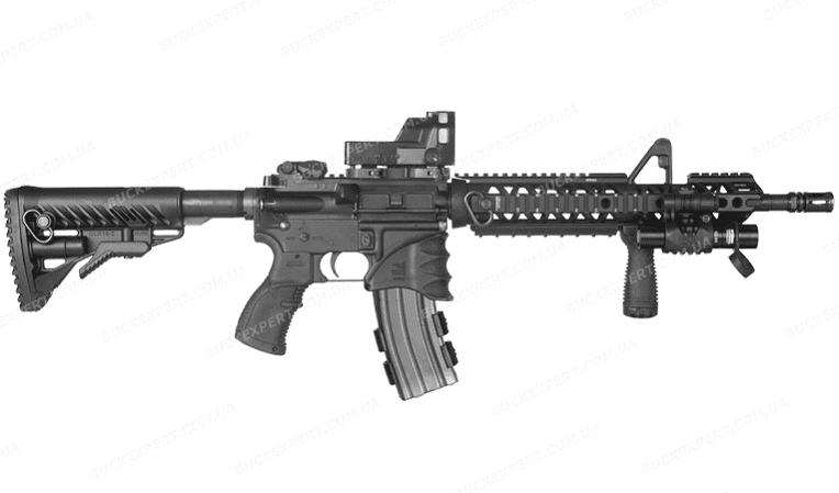 Полимерная спарка Fab Defense  для магазинов M16/M4/AR15