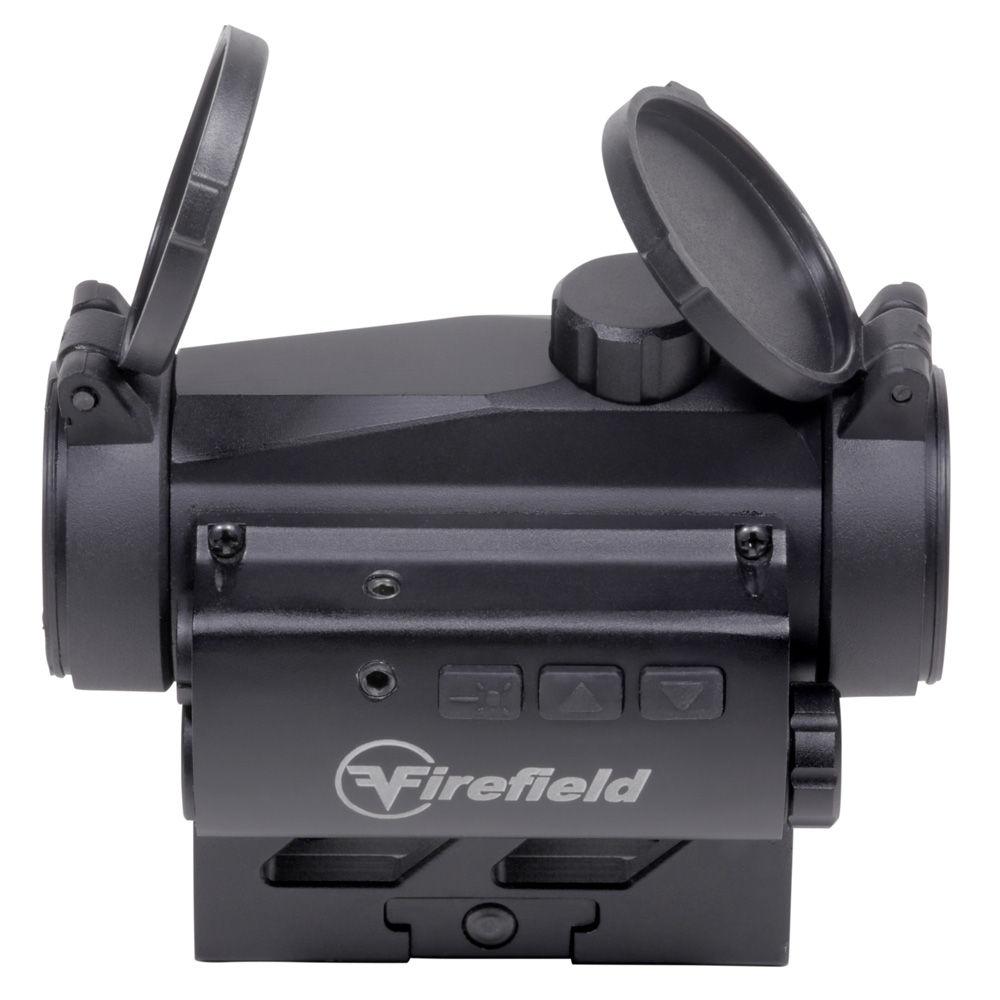 Коллиматорный прицел Firefield Impulse 1x22 Compact с двухцветной маркой и лазерным целеуказателем