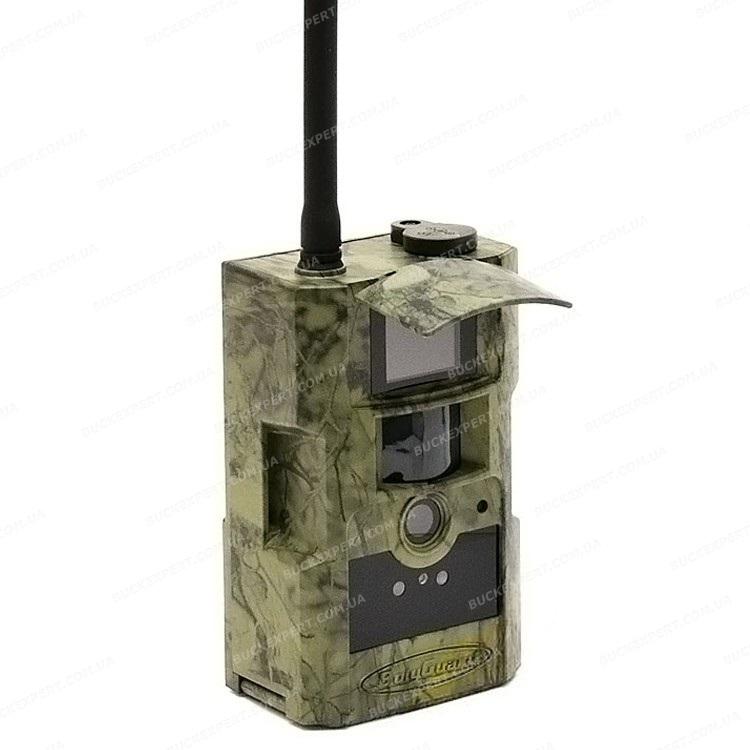 Камера регистратор ScoutGuard MG883G со встроенным GSM модулем и внешним дисплеем широкоугольная
