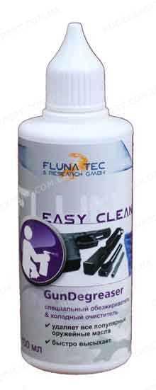 Средство Fluna GunDegreaser для чистки оружия и обезжиривания поверхностей